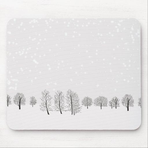 Snowscene Tapetes De Raton