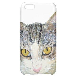 Snowsho the Cat iPhone 5C Case
