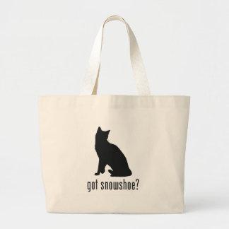 Snowshoe Cat Bags
