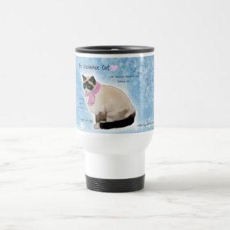 Snowshoe Cat Travel Mug