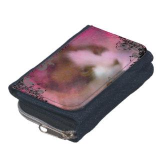 snowshoe dreamy kitty wallets