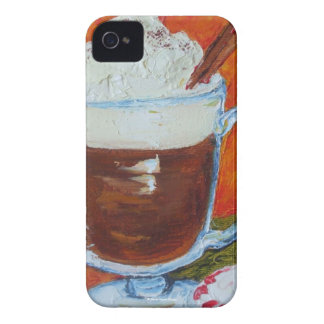 Snowshoe (Hot Chocolate & Schnapp) Blackberry Case