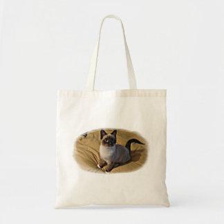 Snowshoe Kitten Gifts Canvas Bag