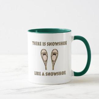 Snowshoe Mug