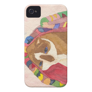 Snowshoe Siamese iPhone 4 Cover