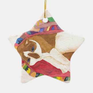 Snowshoe Siamese Christmas Tree Ornaments