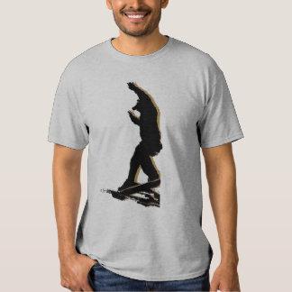 Snowskater Nosepress T Shirt