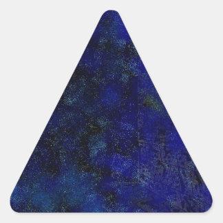 Snowstle Triangle Sticker