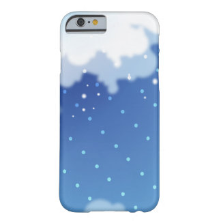 Snowstorm Barely There iPhone 6 Case