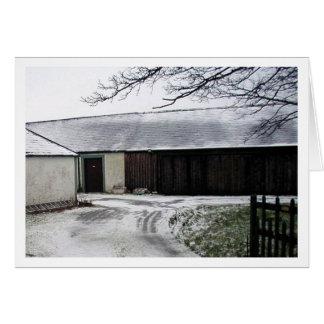 Snowtime Card