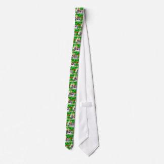 Snowwhite Tie