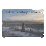 Snowy Afternoon; Yukon Territory, Canada Cover For The iPad Mini