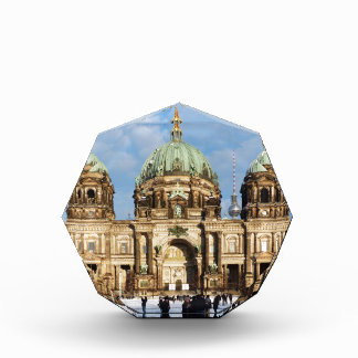 Snowy Berlin Cathedral Awards