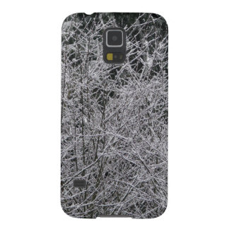 Snowy Branches Galaxy S5 Case