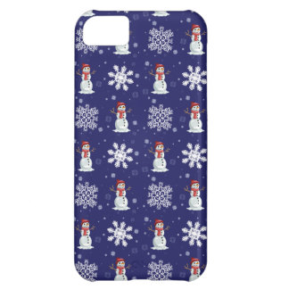 Snowy Case For iPhone 5C