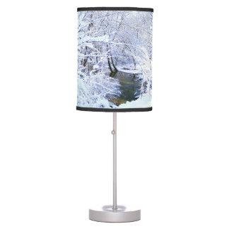 Snowy Creek Lamp