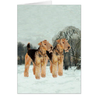 Snowy Day Cards