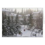 Snowy Day Card