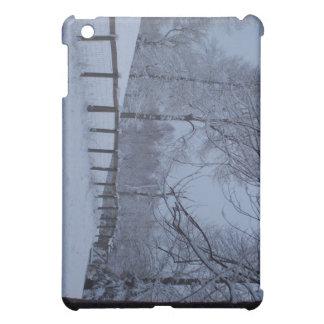 Snowy Day iPad Mini Cover