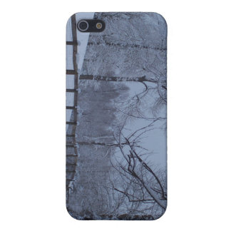 Snowy Day iPhone 5/5S Case
