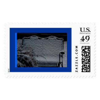 Snowy Day Stamp