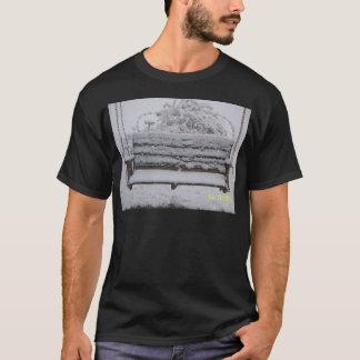 snowy day swing T-Shirt