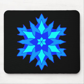 Snowy Dreams Mouse Pad