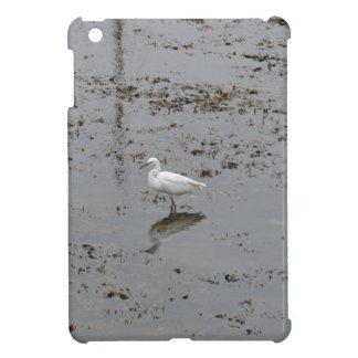 Snowy Egret Case For The iPad Mini
