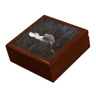 Snowy Egret Gift Box