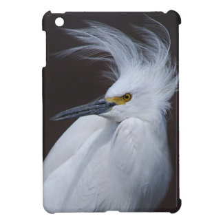 Snowy Egret iPad Mini Case - Wildlife Photography