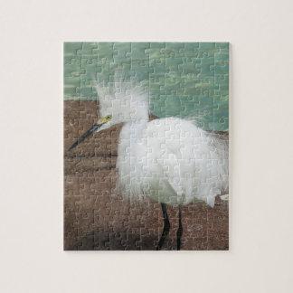 Snowy Egrets Puzzle