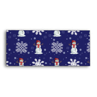 Snowy Envelope