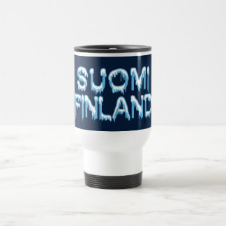 Snowy Finland mug - choose style & color