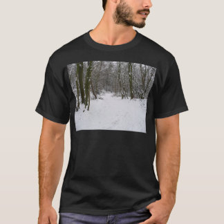 Snowy forest T-Shirt
