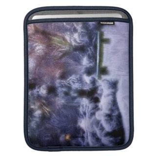 Snowy Forest Winter Wonderland iPad Sleeves