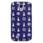 Snowy Galaxy S4 Cover