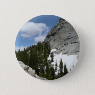 Snowy Granite Domes II Yosemite National Park Button