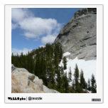 Snowy Granite Domes II Yosemite National Park Wall Decal
