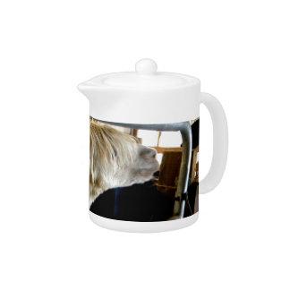 Snowy Guy II Teapot