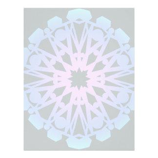 Snowy II Letterhead Design