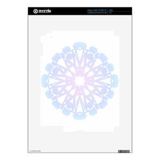 Snowy II iPad 2 Decals