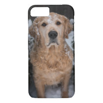 Snowy Joey iPhone 7 Case
