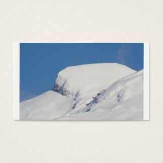 Snowy Landscape Business Card