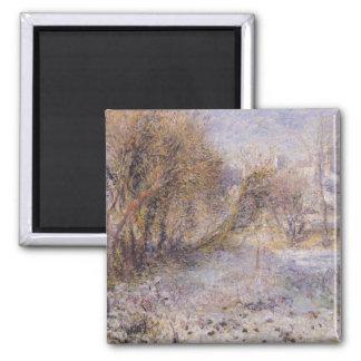 Snowy Landscape Magnet