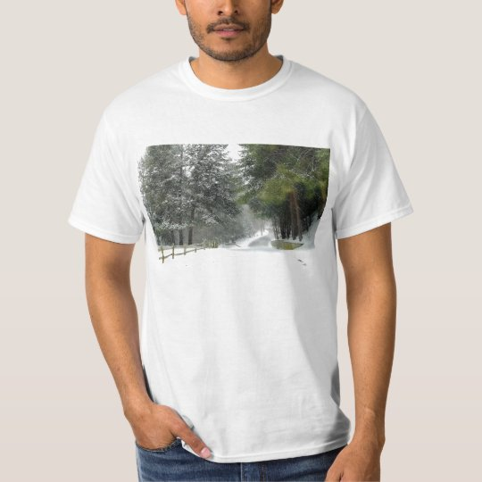 Snowy Lane Shirt