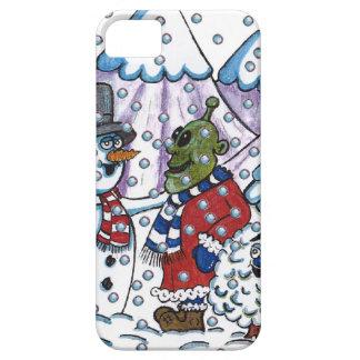 Snowy meets Martin iPhone SE/5/5s Case