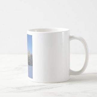 Snowy Morning Classic White Coffee Mug