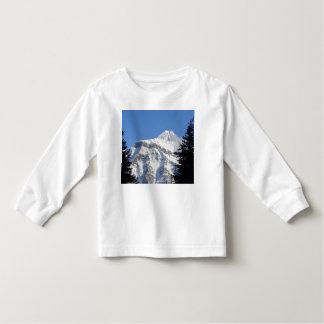 Snowy Mountain Toddler T-shirt