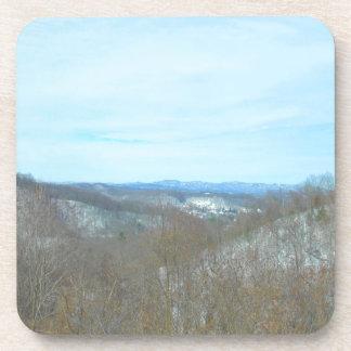 Snowy Mountain West Virginia Overlook Coaster