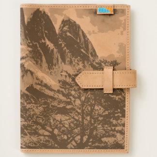 Snowy Mountains at Laguna Torre El Chalten Argenti Journal